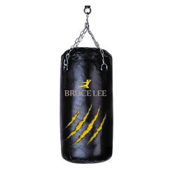 Bruce Lee Boxsack PVC 70cm gefüllt mit Kette