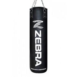 Zebra Boxsack 120cm gefüllt
