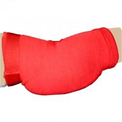 Ellenbogenschoner Rot Klettverschluss