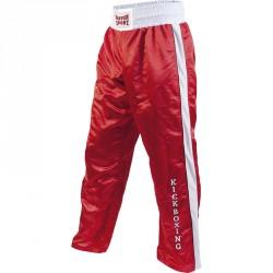 Abverkauf Paffen Sport Kick Star Kickboxhose rot