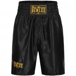 Benlee Uni Boxing Boxerhose Black