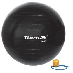 Tunturi Gymnastikball schwarz 90cm