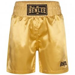 Benlee Uni Boxing Boxerhose Gold