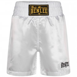 Benlee Uni Boxing Boxerhose White