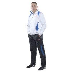 Top Ten Fitnessanzug Weiss Schwarz