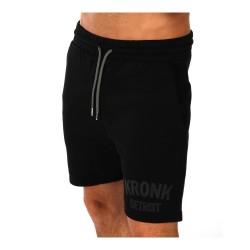 Kronk Detroit Jog Shorts Black