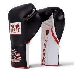 Paffen Sport Pro Mexican Boxhandschuhe Schwarz Weiss Rot