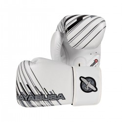 Hayabusa Ikusa Charged 16oz Gloves White Grey