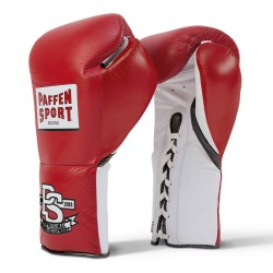 Paffen Sport Pro Mexican Boxhandschuhe Rot Weiss Schwarz
