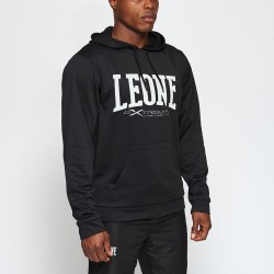 Leone 1947 Hoodie LOGO Black