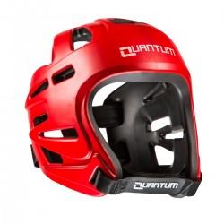 Quantum RV Kopfschutz Rot