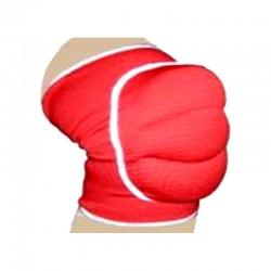 Knieschoner Rot Oval