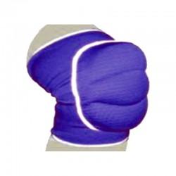 Knieschoner Blau Oval