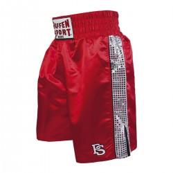 Paffen Sport Pro Glory Profi Boxerhose Rot Weiss