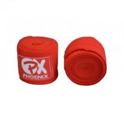Phoenix PX Boxbandagen 350cm Rot