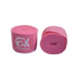 Phoenix PX Boxbandagen 350cm Pink