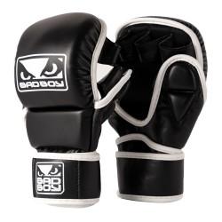 Bad Boy MMA Handschuhe gepolstert Black White