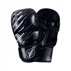 Hayabusa Ikusa Charged 7oz Hybrid Gloves Black