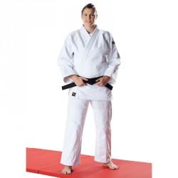 DAX Judogi Tori Gold Kids Weiss