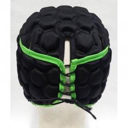 Gilbert Rugby Falcon 200 Kopfschutz Black