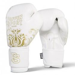 Paffen Sport Lady Golden Dream Boxhandschuhe Weiss Gold