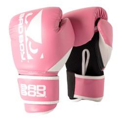 Bad Boy Boxhandschuhe Zeus Pink White