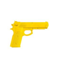 Kwon Plastik Pistole gelb