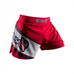 Abverkauf Hayabusa Kickboxing Shorts Red