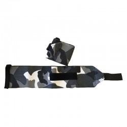 Handgelenksbandagen Wristbands Elastisch Schnee Camo