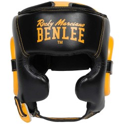 Benlee Brockton Kopfschutz Leder