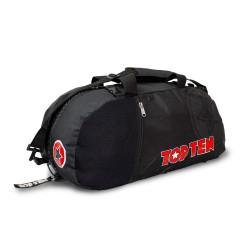 Top Ten Rucksack Tasche 55cm Schwarz Schwarz