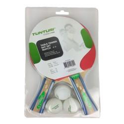 Tunturi Match Tischtennis Set