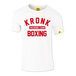Kronk Training Camp Slim Fit T-Shirt White