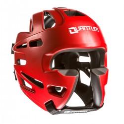 Quantum XP Kopfschutz Rot