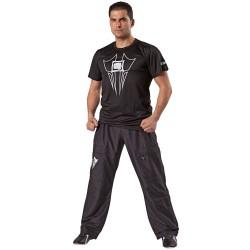 Kwon Herren T-Shirt Schwarz