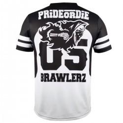 Pride Or Die AllSports Brawlerz Mesh T-Shirt