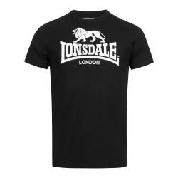Lonsdale T-Shirt St Erney Black