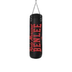 Benlee Donato Boxsack 120cm gefüllt Black Red