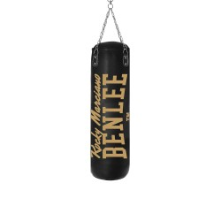Benlee Donato Boxsack 120cm gefüllt Black Gold