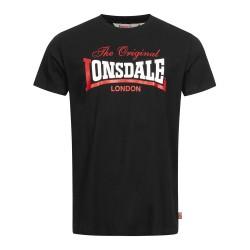 Lonsdale T-Shirt Aldingham Black