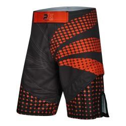 Phoenix PX MMA Shorts Black Red
