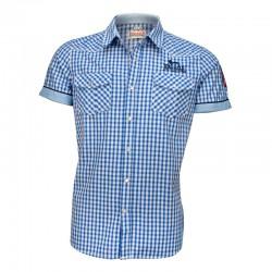 Lonsdale Berny Herren Slim Fit Shirt SS