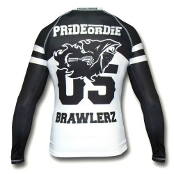 Pride Or Die Brawlerz Rashguard