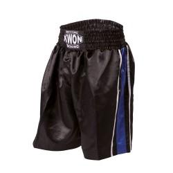 Kwon Professional Boxing Short schwarz blau