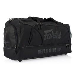 Fairtex Be Inspired Sporttasche Grau BAG2