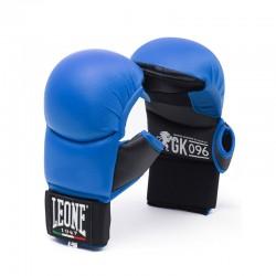Leone 1947 Karatefaustschutz blau