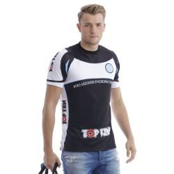 Top Ten Wako T-Shirt Schwarz Weiss