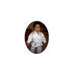 Fuji Baby Judo Gi White