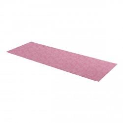 Tunturi Yoga Matte mit Aufdruck Pink