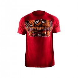 Hayabusa Samurai T-Shirt Red
